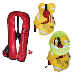 เสื้อชูชีพ LALIZAS-Lamda-SOLAS-Inflatable-Lifejacket