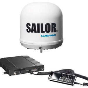 SAILOR COBHAM FBB SAILOR FleetBroadband brings broadband Internet to almost any vessel. They are by far the most advanced, function rich terminals in ..