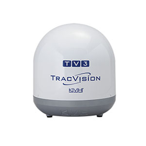 KVH TracVision The TracVision HD11 offers an unmatched suite of groundbreaking technologies, including 4-axis stabilized tracking, KVH's TriAD™