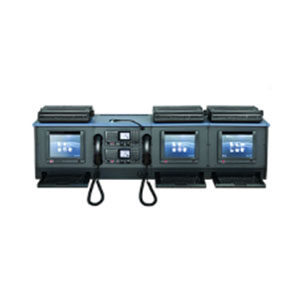 SAILOR COBHAM By integrating state-of-the-art VHF/HF and Inmarsat mini-C technology, SAILOR 6000 Series GMDSS consoles SAILOR COBHAM...