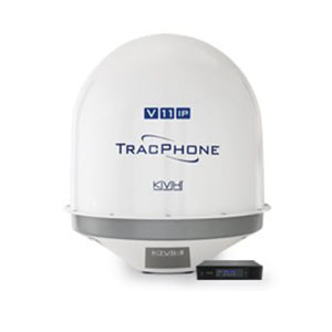 KVH mini-VSAT Broadband
