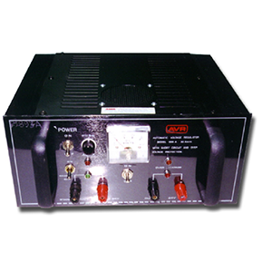Automatic Voltage Regulated Power Supply Heavy Duty Conventional Power Supply is excellent for powering Marine Communication or Navigation System. AVR 999A