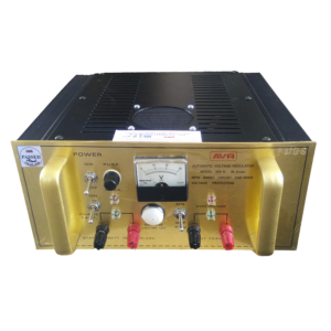 Automatic Voltage Regulated Power Supply