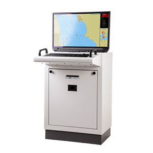 Danelec Ecdis DM800 Designed specifically for maritime application down to the last component, the Danelec Marine Electronic Chart Display DM800 Ecdis