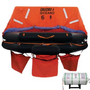lalizas-liferaft-solas-oceano-throw-over-board