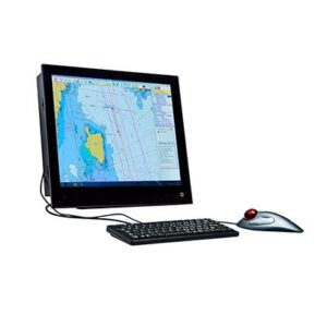Navico Simrad MARIS The Navico Simrad E5024 ECDIS system is an IMO type-approved navigation system, designed for use aboard SOLAS vessels Navico Simrad