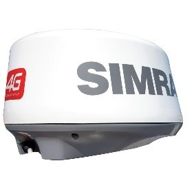 Simrad Radar for Recreational Market