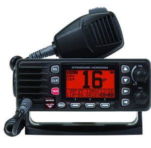 Yaesu Standard Horizon GX1300E ECLIPSE GX1300 – Fixed Mount Class D DSC VHF The GX1300 ECLIPSE is an affordable ultra-compact ITU-R M.493-13 Class D VHF...