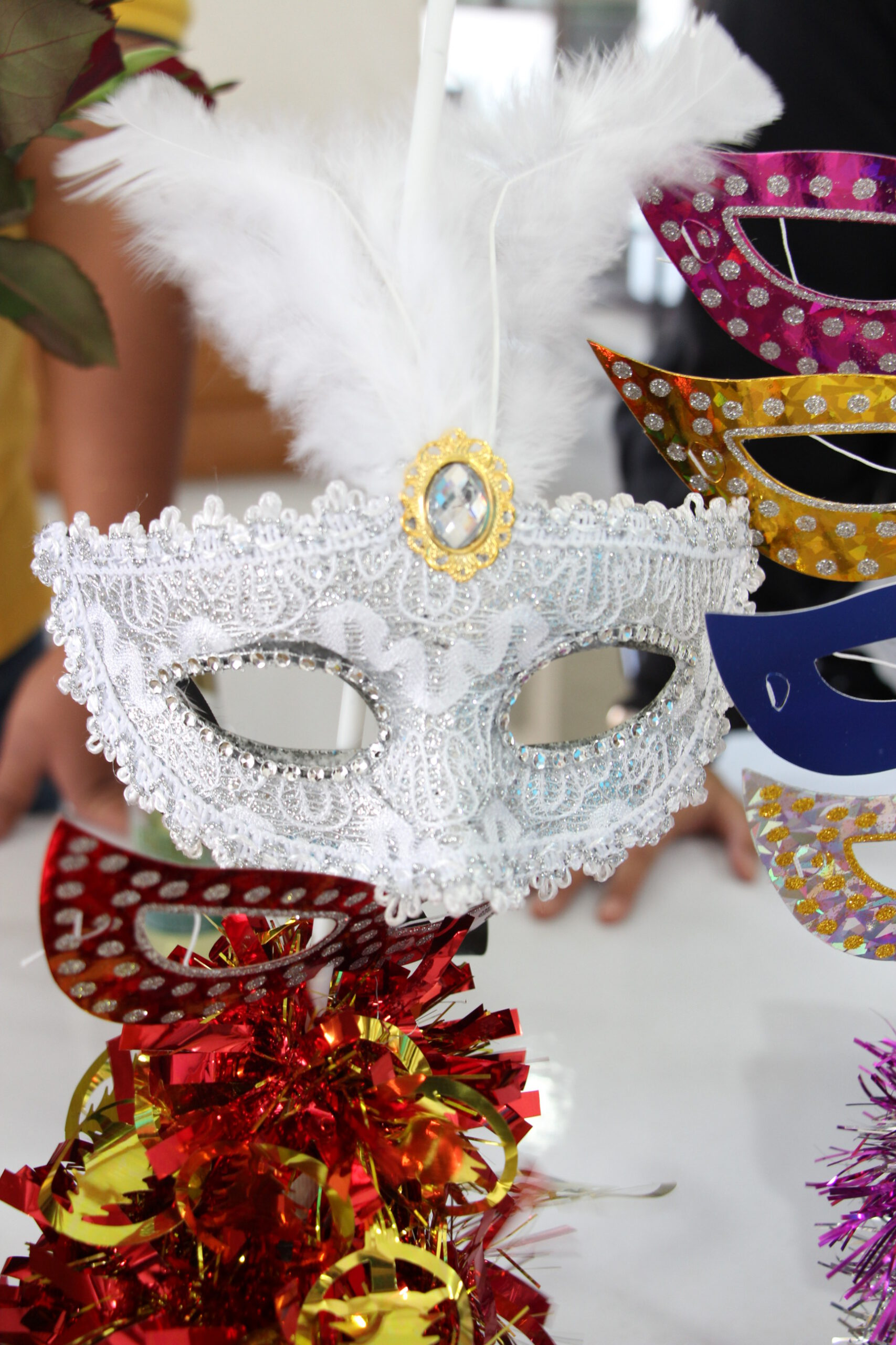 MASK NEW YEAR RARTY