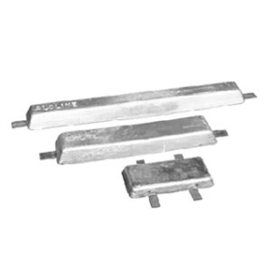 Aluminium and Zinc Anode