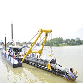 Cutter-suction Vessel